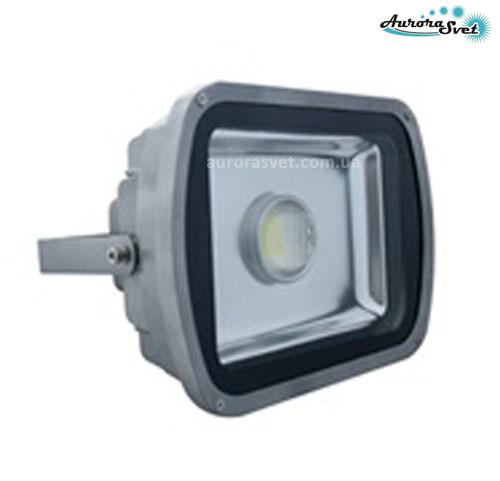 Светодиодный прожектор 70w линзовый