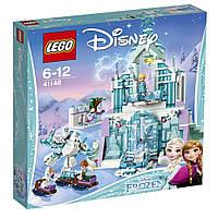 Конструктор оригинал Лего Волшебный ледяной замок Эльзы  Lego Elsa's Sparkling Ice Castle 41148, фото 1