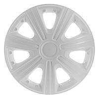 Колпаки колес Star DTM Белый R13 (карбон)