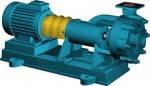 Насос К100-65-200А агрегат