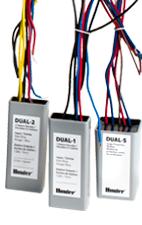 Декодеры Dual и ограничитель перенапряжения DUAL48M Hunter