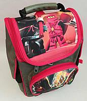 Каркасный рюкзак для первоклассников Ninjago