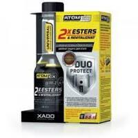 Atomex 2х Esters для улучшения смазывающих свойств с ревитализантом (аллюмин..баллон 250 мл)