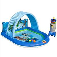 Детский надувной центр Intex 57127 Toy Story 155 х 130 х 84 см