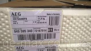 Индукционная варочная поверхность AEG HK754400FB