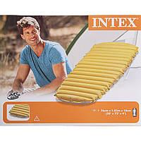 INTEX 68708 Кровать велюр 76*183*10см