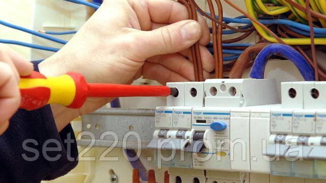 Техническое обслуживание электрооборудования и электросетей до 1000