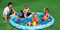 Детский надувной центр Intex 57448 Океан 196 х 51 см, фото 1