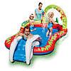 Детский надувной центр Bestway 53051 Слоник 279 х 173 х 102 см