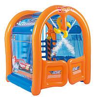 Детский надувной центр Bestway 93406 Автомойка Hot Wheels, фото 1
