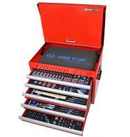 Набор инструмента 306 предметов + ящик King Tony 919-001CRV
