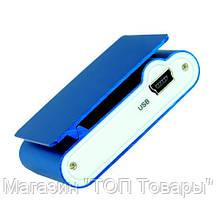 Плеер МП3 MP3 металлический с экраном и клипсой!Акция, фото 3