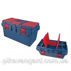 Ящик переносной пластиковый (560*278*270MM) King Tony 87404