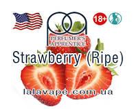 Strawberry (Ripe) ароматизатор TPA (Спелая Клубника) 10мл