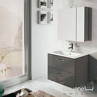 Мебель для ванных комнат и зеркала Royo Group Комплект мебели для ванной комнаты Royo Group Bannio Play 60 set 2, белый
