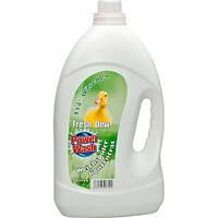 Ополаскиватель Power Wash 4 л. Колор (зеленый) Fresh Dew