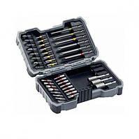 Набор бит и торцевых ключей Bosch X-line 33