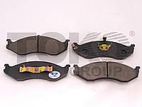 Колодки тормозные дисковые на KIA CARNIVAL