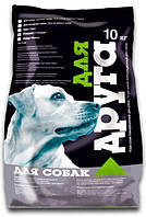 Корм сухой Для Друга для собак Стандарт, 10 кг, O.L.KAR. (Олкар)