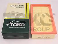 Воздушный фильтр на FORD TRANSIT