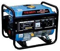 Бензиновый 3-х фазный генератор Темп ОБГ 6500/380