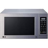 Микроволновая печь LG MH6044V Stainless Steel (Тип: отдельностоящая, Способ открытия: кнопка, Управление: элек