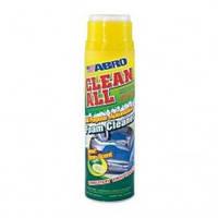 ABRO Очиститель салона пенный с запахом лайма 623гр (FC-650)