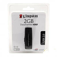 USB FLASH (ФЛЕШКА) KINGSTON DATATRAVELER SE9 2GB
