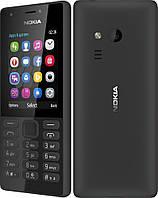 """Мобильный телефон Nokia 216 Black (A00027780) (моноблок, 2.4 """"TFT, 240x320, встроенной памяти: 32 MB, microSD"""
