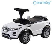 Каталка толокар Sun Baby Range Rover White Лицензия!