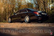 Mercedes S-Class на дисках Vossen ML-R1