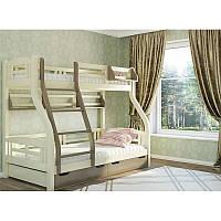 Двухъярусная кровать «Светлана» с широким спальным местом