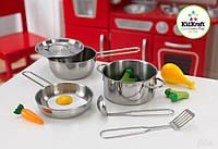 Набор посуды игрушечный KidKraft 63186