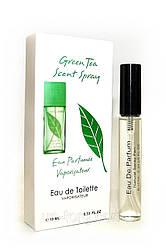 Женский мини-парфюм с феромонами Elizabeth Arden Green Tea