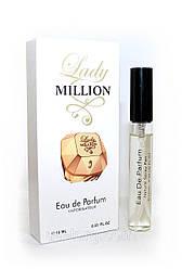 Женский мини-парфюм с феромонами Paco Rabanne Lady Million