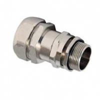 Муфта металлорукав-коробка с герм. уплотнением кабеля, DKC, Cosmec