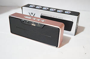 Steel edition Портативная bluetooth колонка DAniu WSA-8606