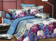 Полуторный набор постельного белья Ранфорс №292