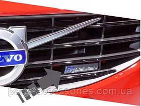 Volvo XC60 2014-2015 эмблема значок R Design в решетку радиатора Новый Оригинальный