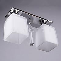 Люстра на 2 лампочки  (хром)  P3-26611/2/CR+MK