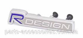 Volvo C30 2010-13 эмблема значок R Disgn в решетку радиатора Новый Оригинальный