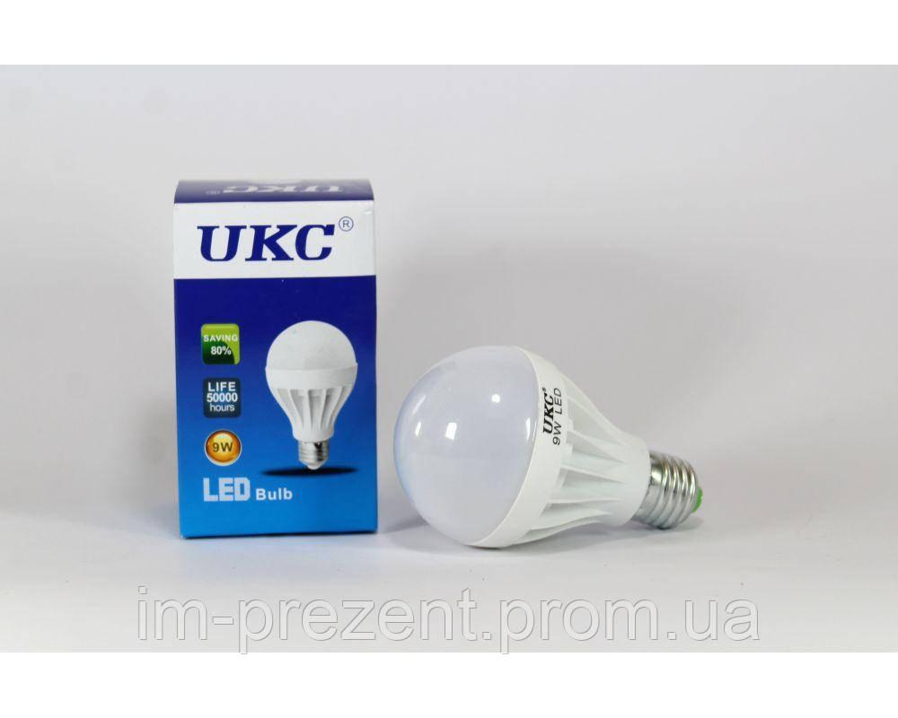 """Лампочка LED LAMP E27 9W круглая, энергосберегающая лампа, светодиодная led лампа лампочка 9 вт, лед лампа - Интернет магазин  """"Prezent"""" в Николаеве"""