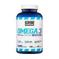 Купить Omega-3 UNS 120 softgels