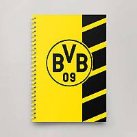 Блокнот Тетрадь Borussia Dortmund 2 (Футбол)