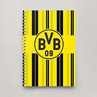 Блокнот Тетрадь Borussia Dortmund 1 (Футбол)