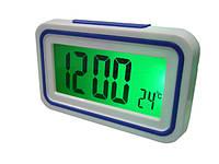 Часы будильник (говорящие) Kenko KK-9905