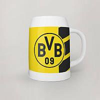 Бокал пивной 0,5 л Borussia Dortmund 2 (Футбол)