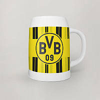Бокал пивной 0,5 л Borussia Dortmund 1 (Футбол)