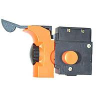 ✅ Кнопка - выключатель для дрели, перфоратора с переключателем реверса и электронной регулировкой оборотов