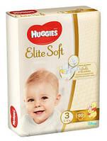 Подгузники Huggies Elite Soft 3 (5-9кг) 80шт.